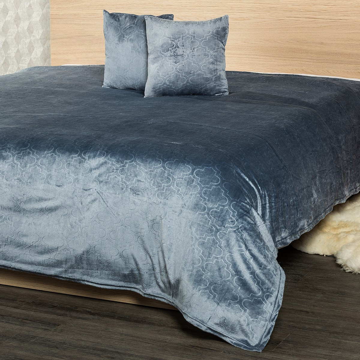 4home gytakar salazar sz rke k k 220 x 240 cm 2x 40 x 40 cm lakberendez s. Black Bedroom Furniture Sets. Home Design Ideas