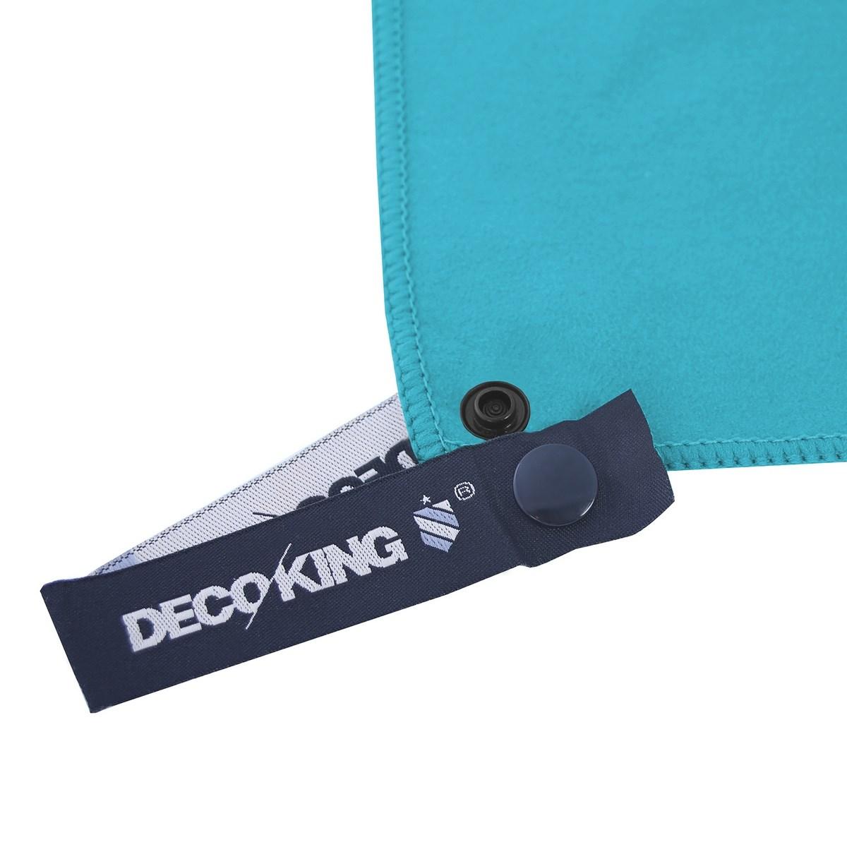 DecoKing Fitness Ekea törölköző türkiz 0e5e67f880